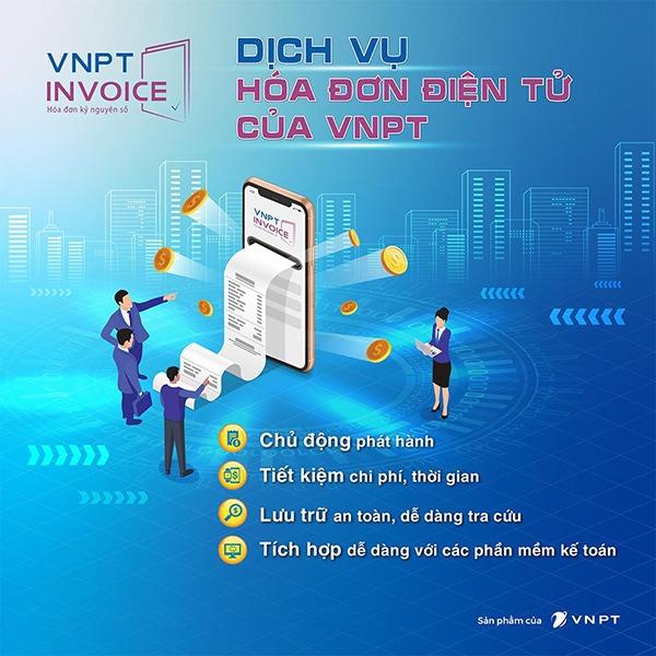 Dịch vụ hóa đơn điện tử VNPT (VNPT Invoice) – Giải pháp hóa đơn cho doanh nghiệp